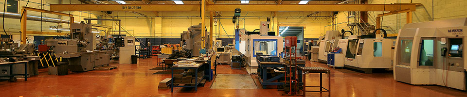 inside view of workshop